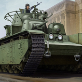 Wallpapers Heavy Tank T 35 icon