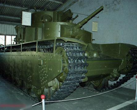 Wallpapers Heavy Tank T 35 apk screenshot