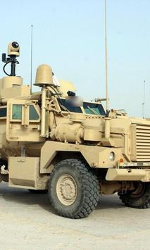 Wallpaper T27 armored vehicles poster