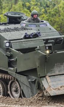Wallpaper T27 armored vehicles apk screenshot