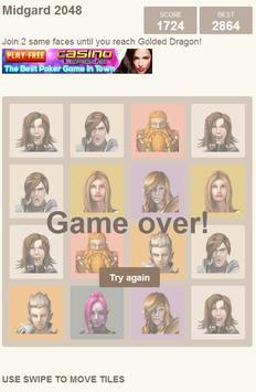 Midgard 2048 apk screenshot