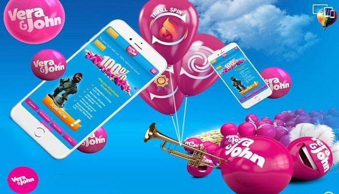 Vera & John Casino para Android - APK Baixar