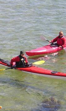 Kayaking Wallpapers apk screenshot