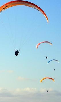 Parachuting Wallpapers apk screenshot