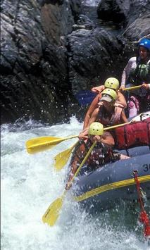 Rafting wallpapers apk screenshot