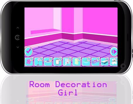 Room Decoration Girl New screenshot 3