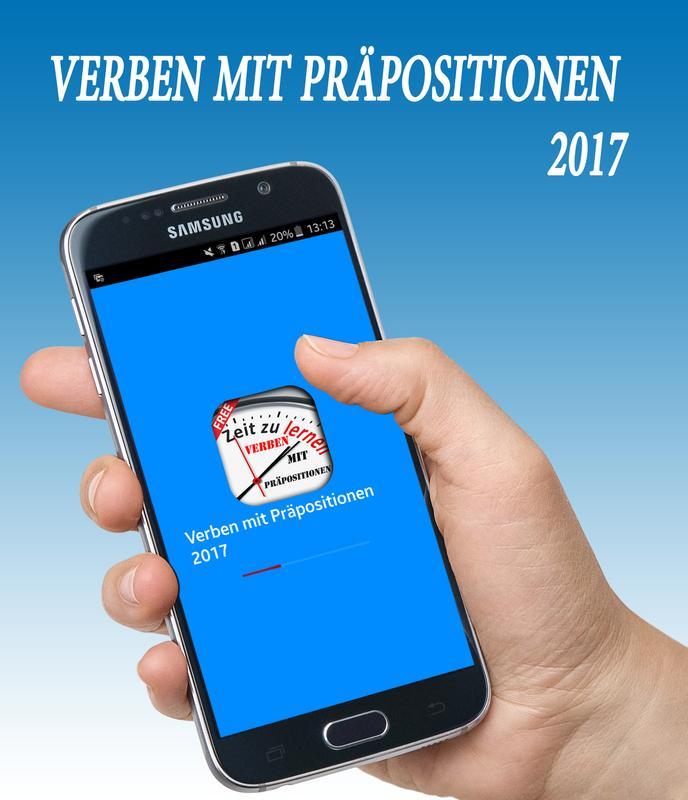 Verben mit Präpositionen 2017 APK Download - Free Education APP for ...