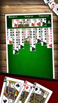 Classic Spider Solitaire poster