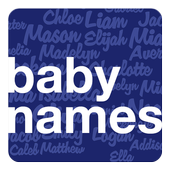 Baby Names by Nametrix ícone
