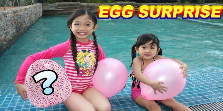 kaycee and Rachel play egg poster