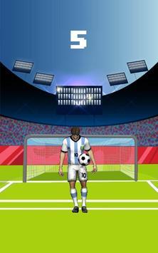 Lionel Messi Juggling apk screenshot