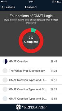 GMAT Prep screenshot 2