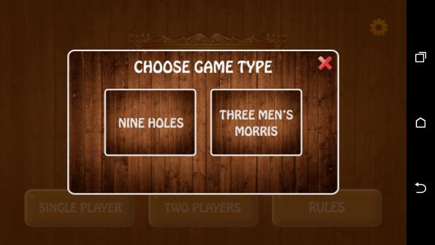 Nine Holes screenshot 1
