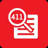Verizon Visual411 Free Coupons icon