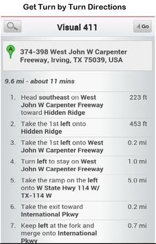 Verizon Visual411 Free Coupons apk screenshot