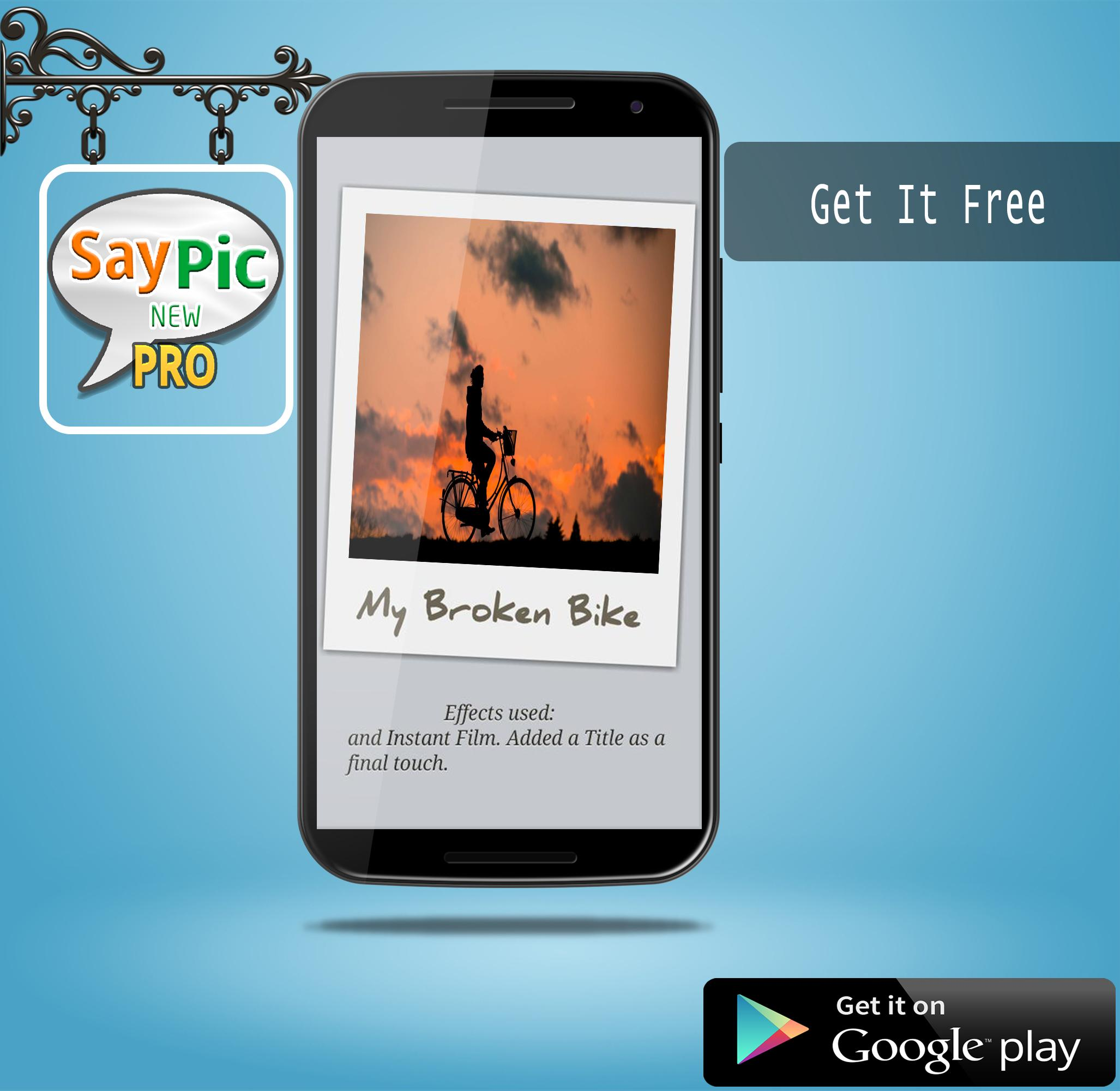 New PicSay Pro : Free Photo Editor Tips for Android - APK ...