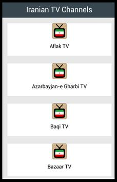 Iranian TV Channels poster