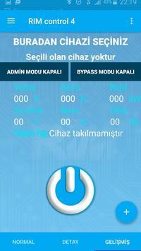 Rim Control 4 poster