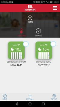 VeriSmart Heating screenshot 2