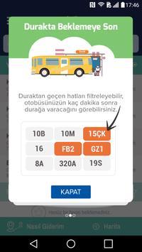 Kayseri Mobil Ulaşım apk screenshot