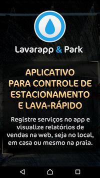 Lavarapp & Park PDV poster