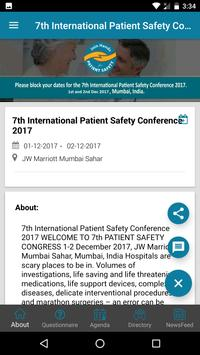 Patient Safety apk screenshot