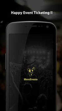 Mera Events poster