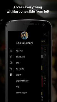 Mera Events apk screenshot