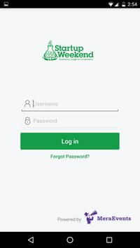 Startup Weekend Hyderabad screenshot 1