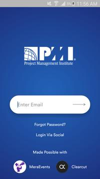 PMI India Events poster