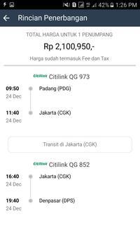 Tiketambo Mobile screenshot 4