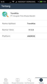TravelKita apk screenshot