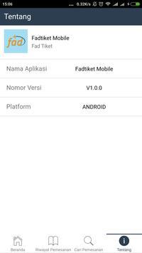 Fadtiket Mobile apk screenshot