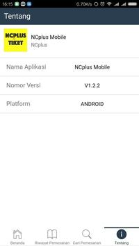 NCPlustiket mobile screenshot 4