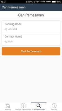 Radja Ticket screenshot 3