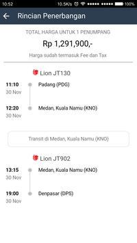Radja Ticket screenshot 2