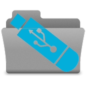 USB OTG File Manager - Ads icon