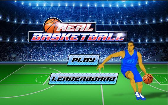 Real Basketball Mania 2018 apk screenshot
