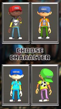 SpeedyBoy Runner screenshot 11