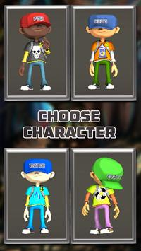 SpeedyBoy Runner screenshot 1