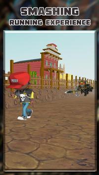 SpeedyBoy Runner screenshot 2