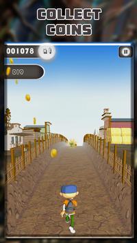 SpeedyBoy Runner screenshot 8