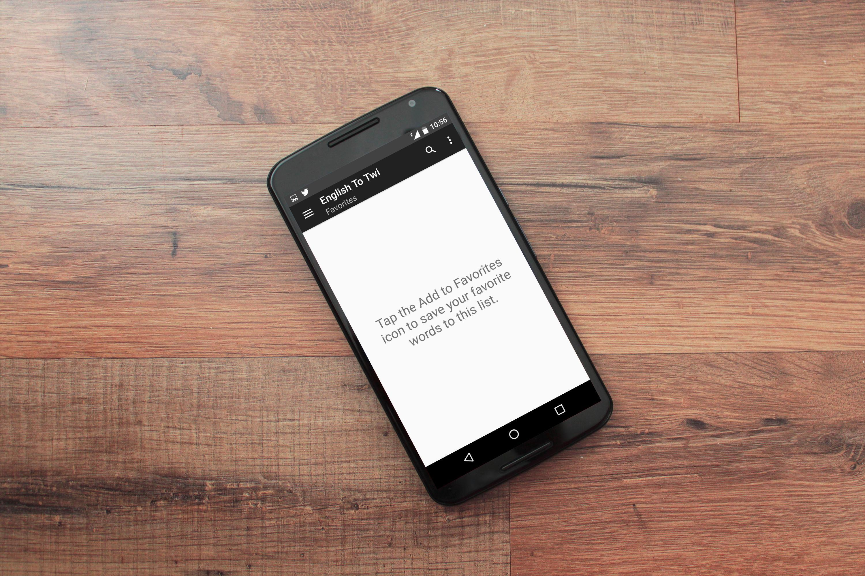 English To Twi for Android - APK Download