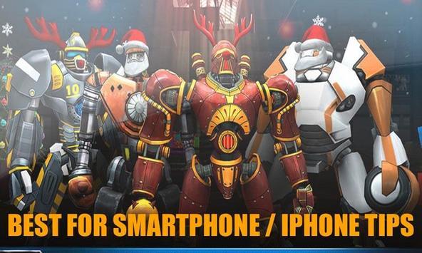 Power Real Steel Boxing tips screenshot 1