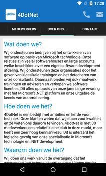 4DotNet screenshot 3