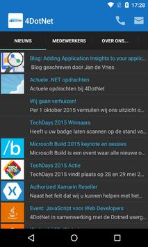 4DotNet poster