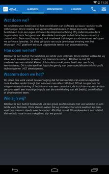 4DotNet screenshot 4