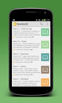 Versículos Do Dia em Português screenshot 3