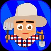 Farm's Battle : Arcade Mini-Games, 2 players icon
