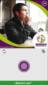 BroncoCam poster
